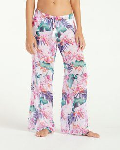 Orchid Canopy Beach Pants