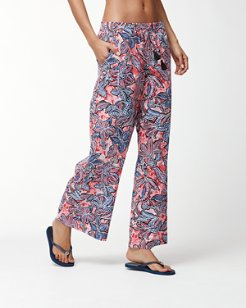Java Blossom Beach Pants