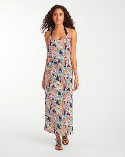 Mare Paisley Maxi Dress