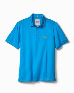 Collegiate Clubhouse MVP Trim Fit Polo
