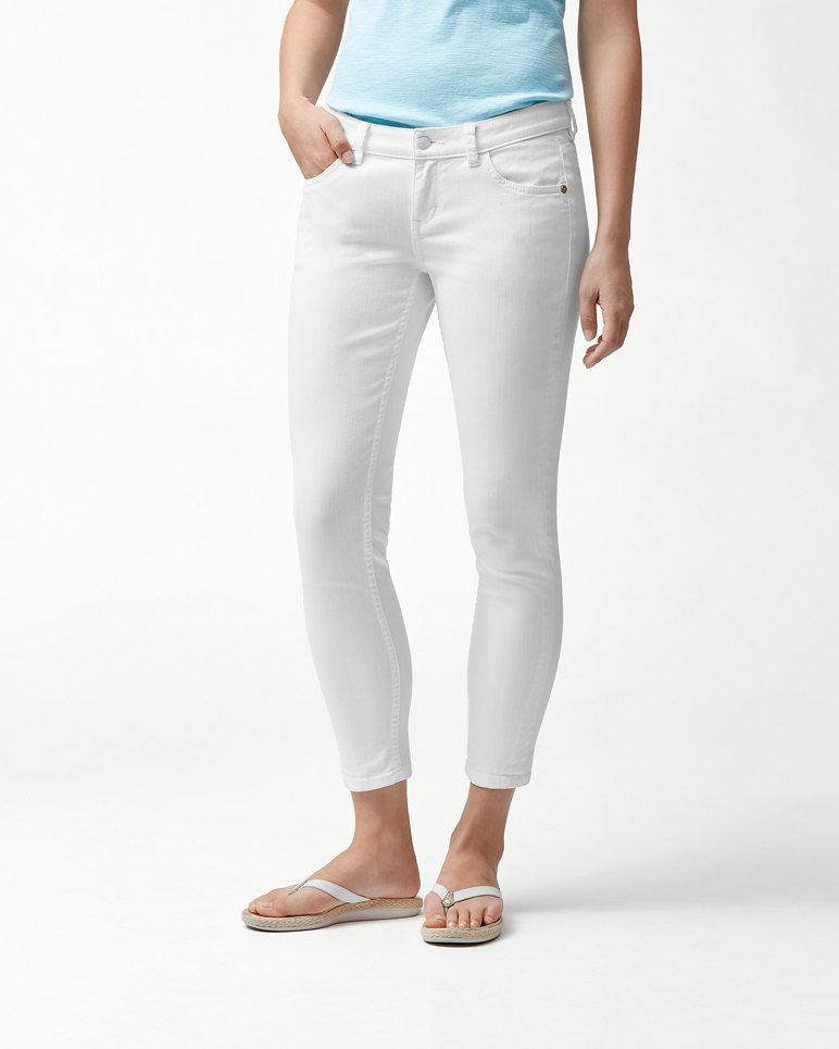 Main Image for Ana Twill Ankle Jeans