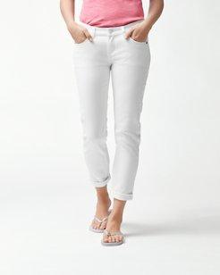 Ana Twill Boyfriend Jeans