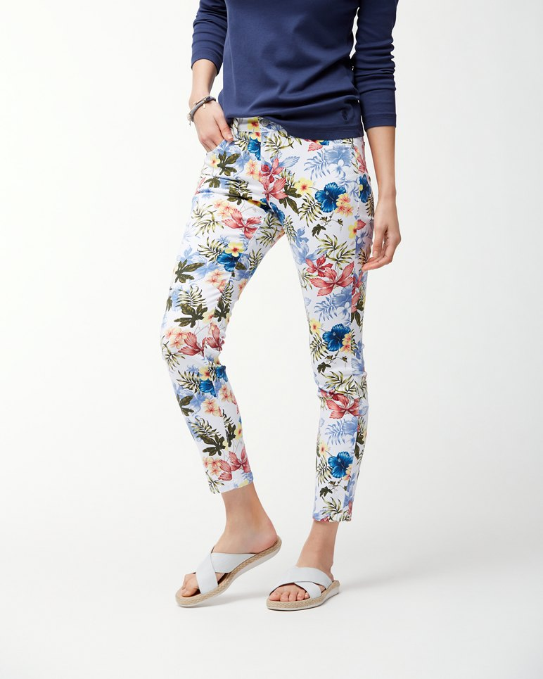 Main Image for Eros Botanical Ankle Jeans