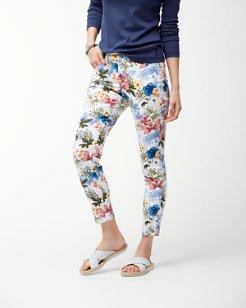 Eros Botanical Ankle Jeans