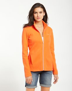 Aruba Angle Pocket Full-Zip Jacket