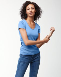 Indio V-Neck T-Shirt