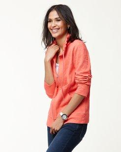 Jacquard Othella Full-Zip Jacket