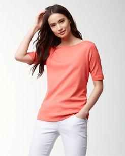 Indio Boatneck T-Shirt