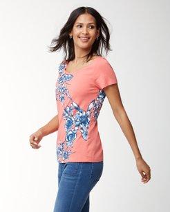 Lavatera Leis T-Shirt