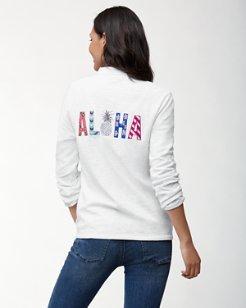 Knoll Aloha Half-Zip Sweatshirt