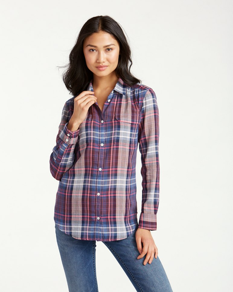 Main Image for Conga Plaid Shirt