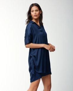 Kalei Viscose Sarong Dress