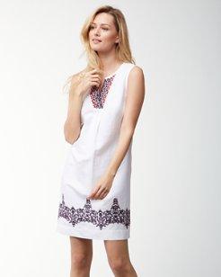 Kamari Embroidered Dress