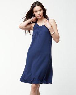 Tambour Swing Dress