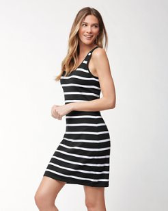 Pickford Stripe Tank Dress