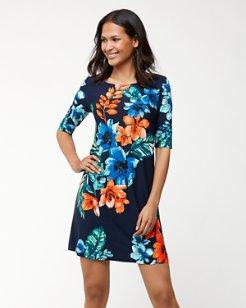 Celena Blooms Tambour Dress