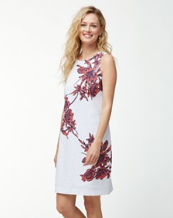 Lavatera Leis Linen Dress