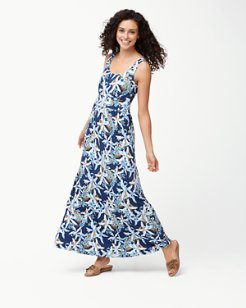 Orchid You Not Tambour Maxi Dress