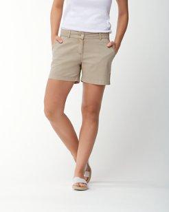 Sail Away Twill 5-Inch Shorts
