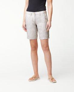Serres Stripe 10-Inch Bermuda Shorts