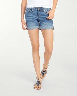 Kelton Denim 5-inch Shorts