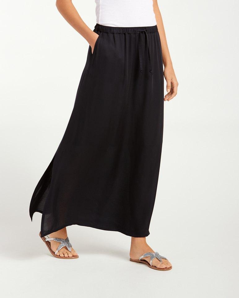 Kalei Viscose Maxi Skirt